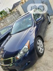 Honda Accord 2008 3.5 EX-L Automatic Blue | Cars for sale in Lagos State, Ikeja