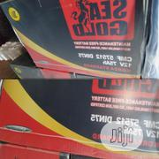 Orignal Korea Standard Car Battery 75ah No Maintenance | Vehicle Parts & Accessories for sale in Lagos State, Ibeju