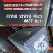Original Korea Standard Car Battery 75ah One Year Warranty | Vehicle Parts & Accessories for sale in Lagos State, Ibeju