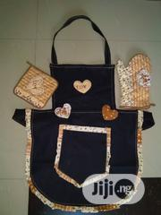 A Set Of Apron, Potholder And Oven Mitten | Kitchen & Dining for sale in Oyo State, Oluyole