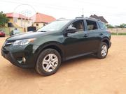 Toyota RAV4 2013 LE AWD (2.5L 4cyl 6A) Green | Cars for sale in Lagos State, Agege