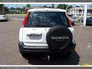 Honda CR-V 2002 White | Cars for sale in Akwa Ibom State, Uyo