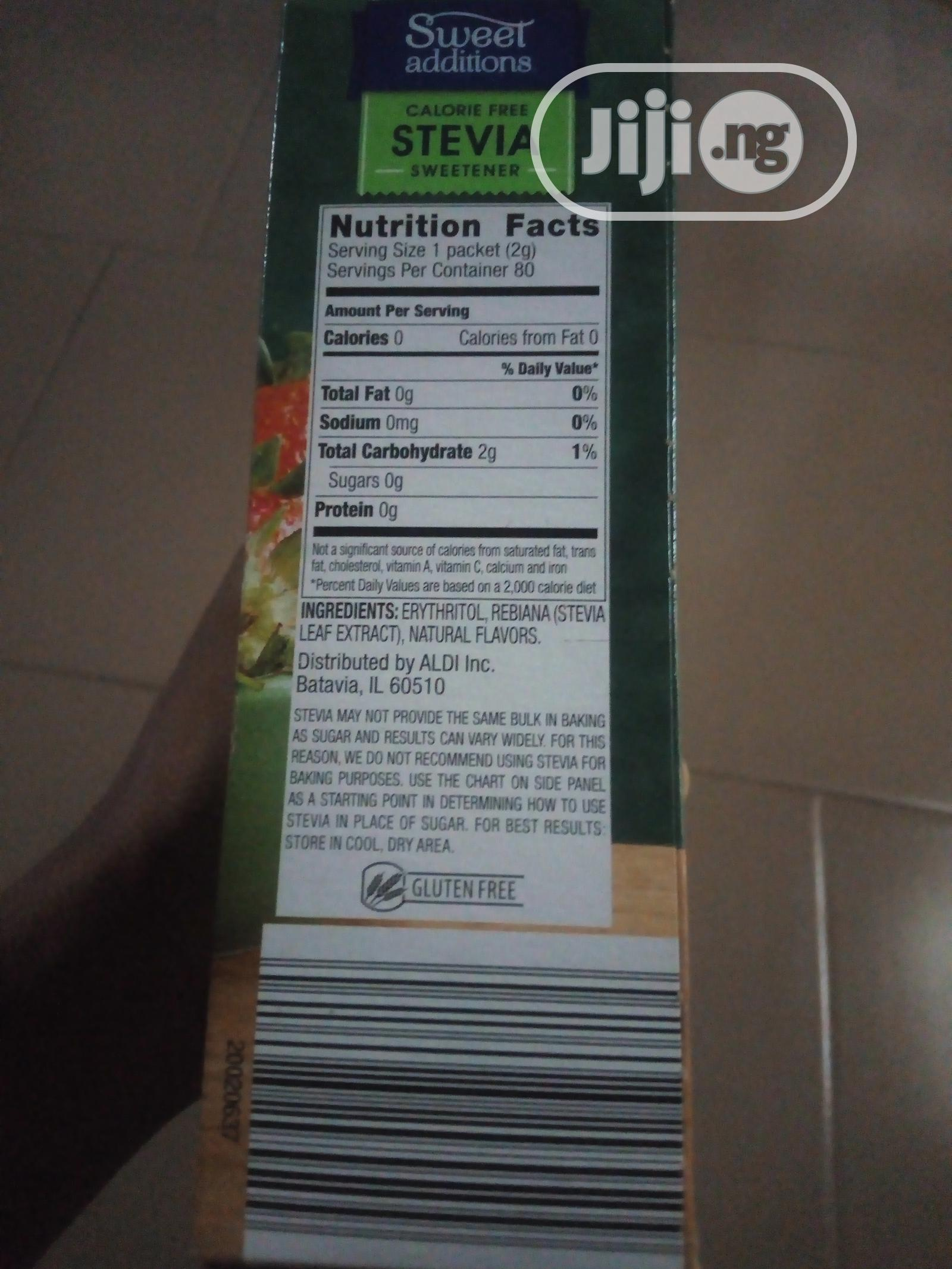 Archive: Stevia (Sweet Addition By 80)