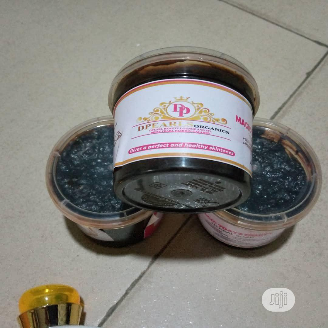 4x Customised Black Fruity Soap | Bath & Body for sale in Isolo, Lagos State, Nigeria