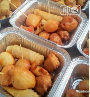 Small Chops For Sale   Party, Catering & Event Services for sale in Lagos State, Ifako-Ijaiye