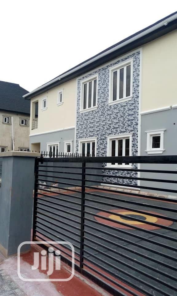 Newly Built 4 Bedroom Duplex At Jericho Area Ibadan