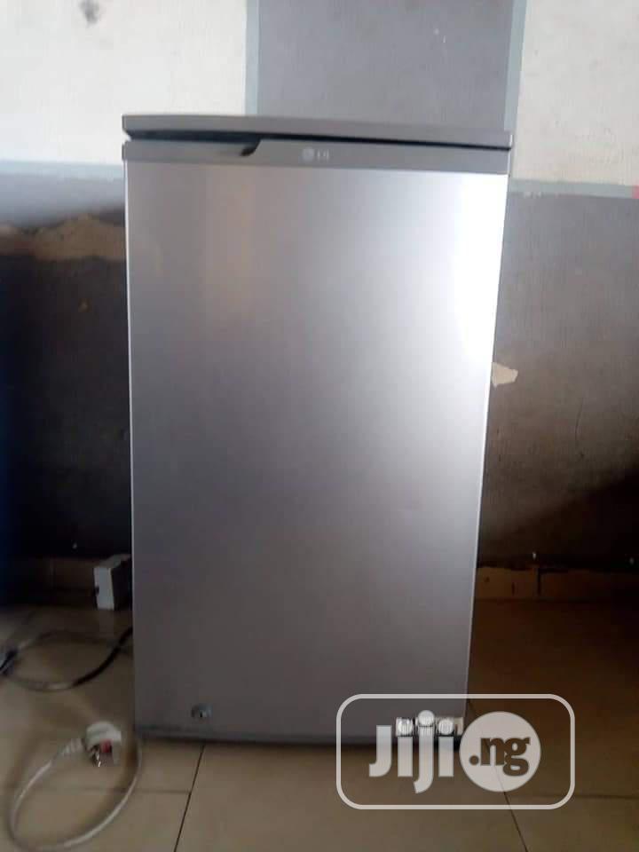 8 Months Old LG 131 Litres Energy-saving Fridge