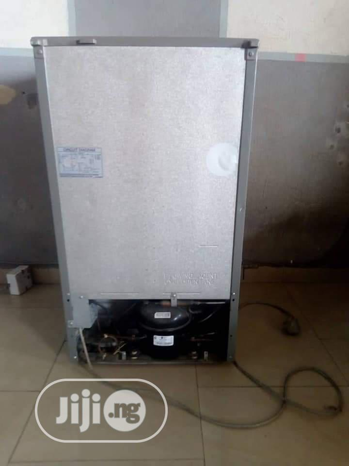 8 Months Old LG 131 Litres Energy-saving Fridge | Kitchen Appliances for sale in Port-Harcourt, Rivers State, Nigeria