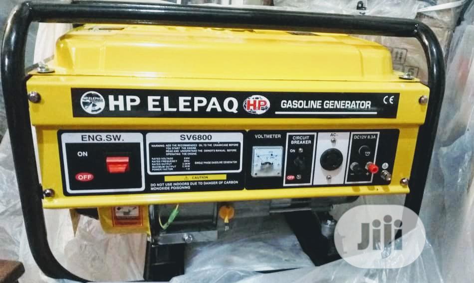 Hp ELEPAQ Sv6800 2.5kva