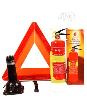 C-caution, Jack And Fire Extinguisher 1kg | Safetywear & Equipment for sale in Lagos State, Mushin