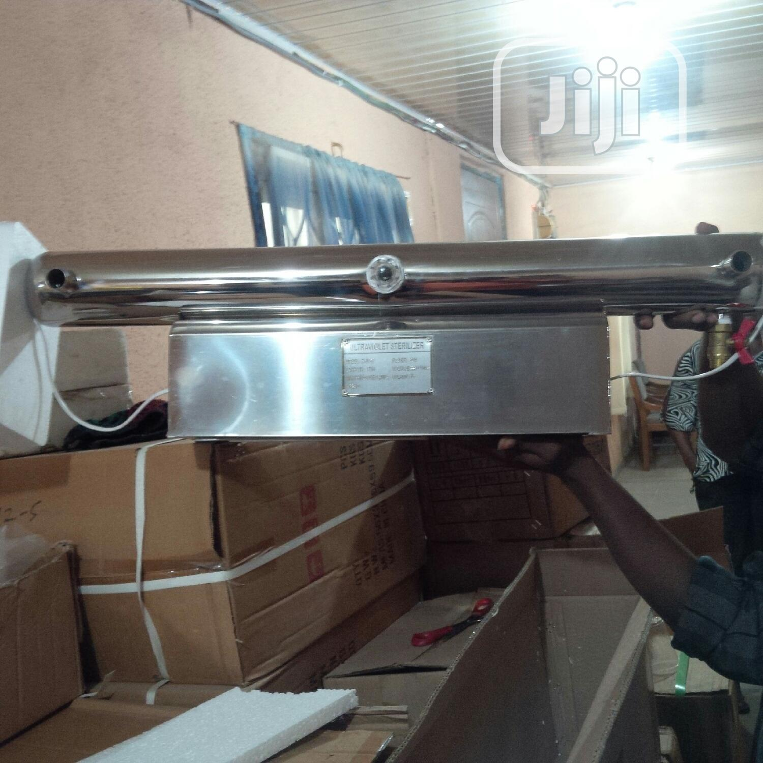 Pure Water Production Line | Manufacturing Equipment for sale in Amuwo-Odofin, Lagos State, Nigeria