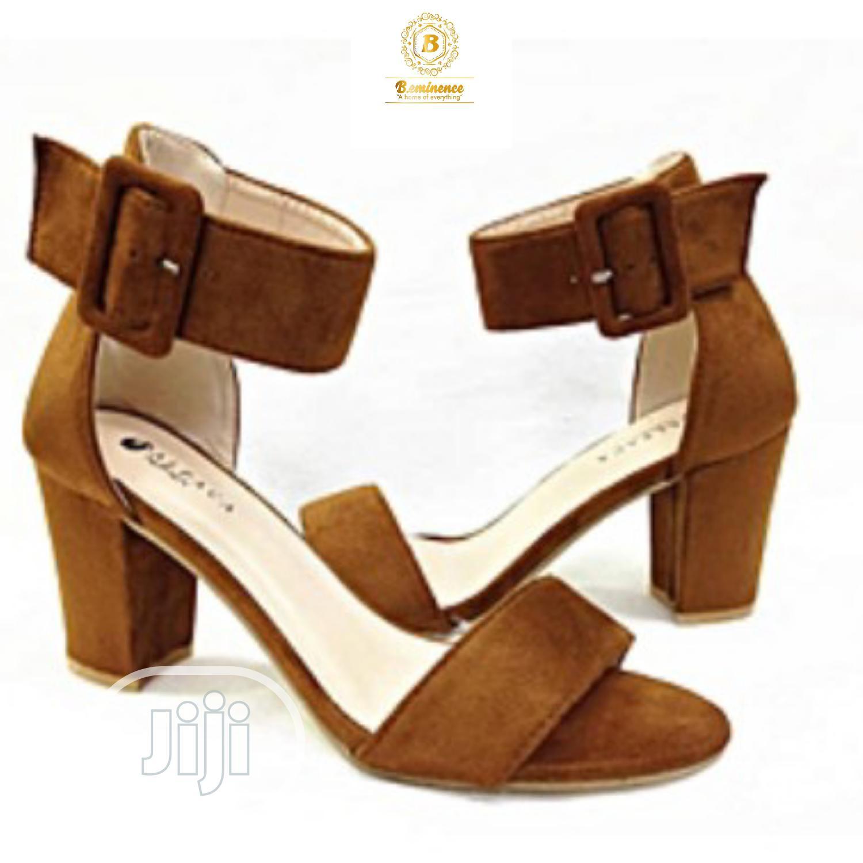 Block Heel Sandal | Shoes for sale in Surulere, Lagos State, Nigeria