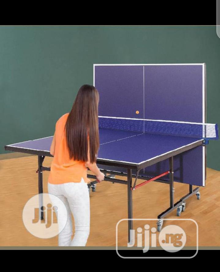 Archive: Standard Ourdoor Table Tennis Board