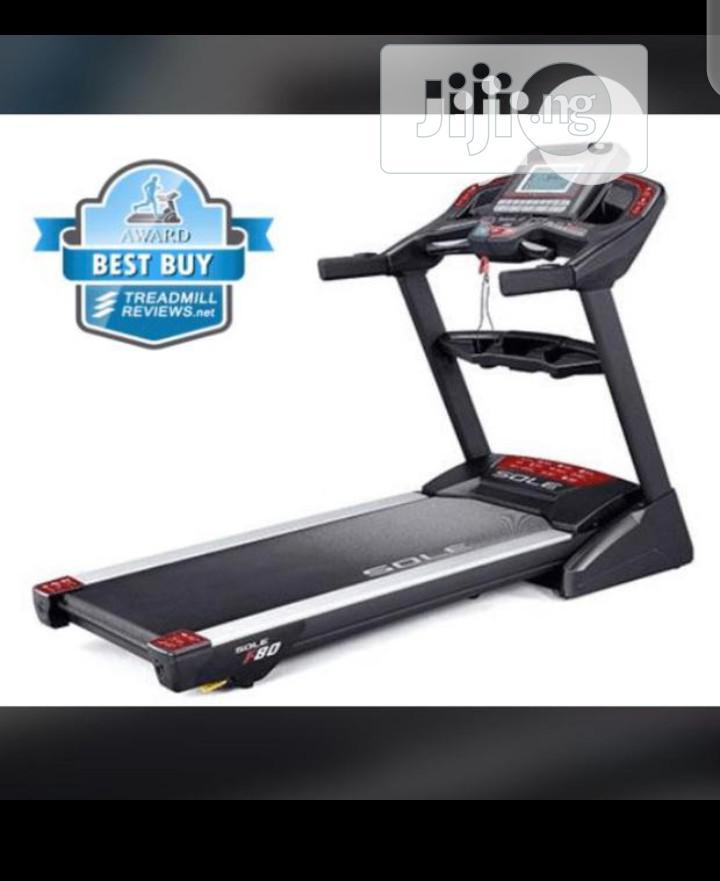Archive: Sole 3.5hp Treadmill