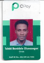 Store/Sales Associate | Customer Service CVs for sale in Lagos State, Agboyi/Ketu