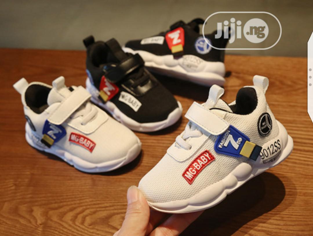 Archive: MG Baby Shoes