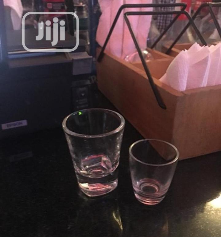 Quality Wine Glass Shot