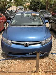 Honda Civic 2007 Blue | Cars for sale in Abuja (FCT) State, Gwarinpa