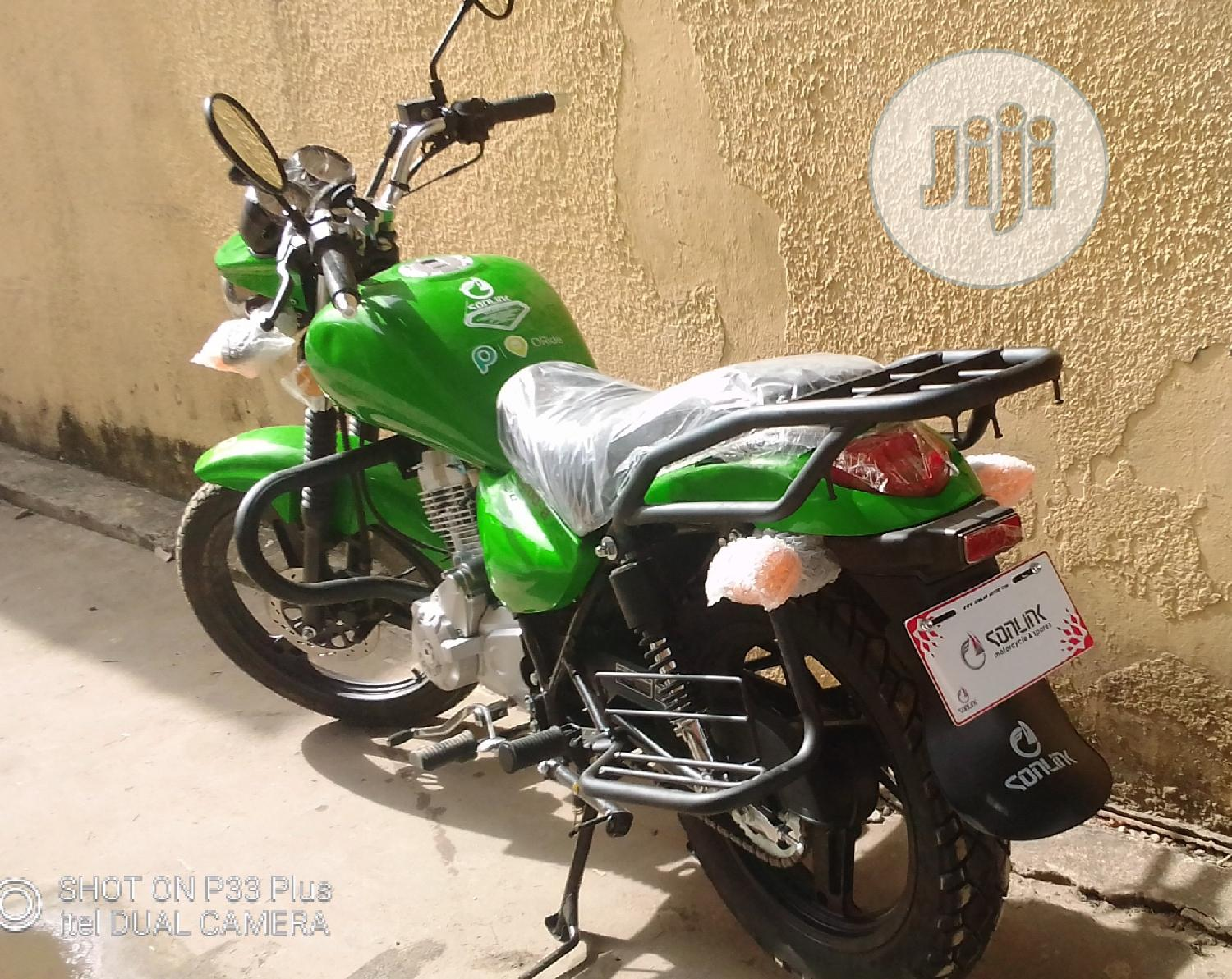 New Desperado Pale Rider 2020 Red | Motorcycles & Scooters for sale in Yaba, Lagos State, Nigeria