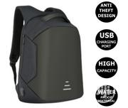 Big Anti-Theft Backpack Bag for School Business Laptop + USB | Computer Accessories  for sale in Lagos State, Ikeja