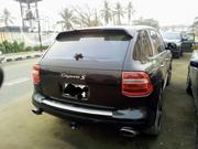 Porsche Cayenne 2008 Black | Cars for sale in Lagos State, Mushin