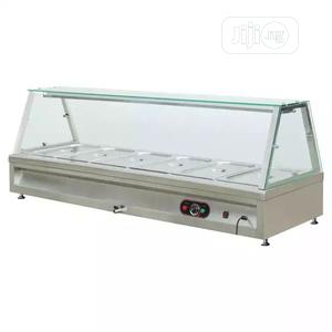 6 Pans Table Top Electric Bain Marie | Restaurant & Catering Equipment for sale in Lagos State, Ojo