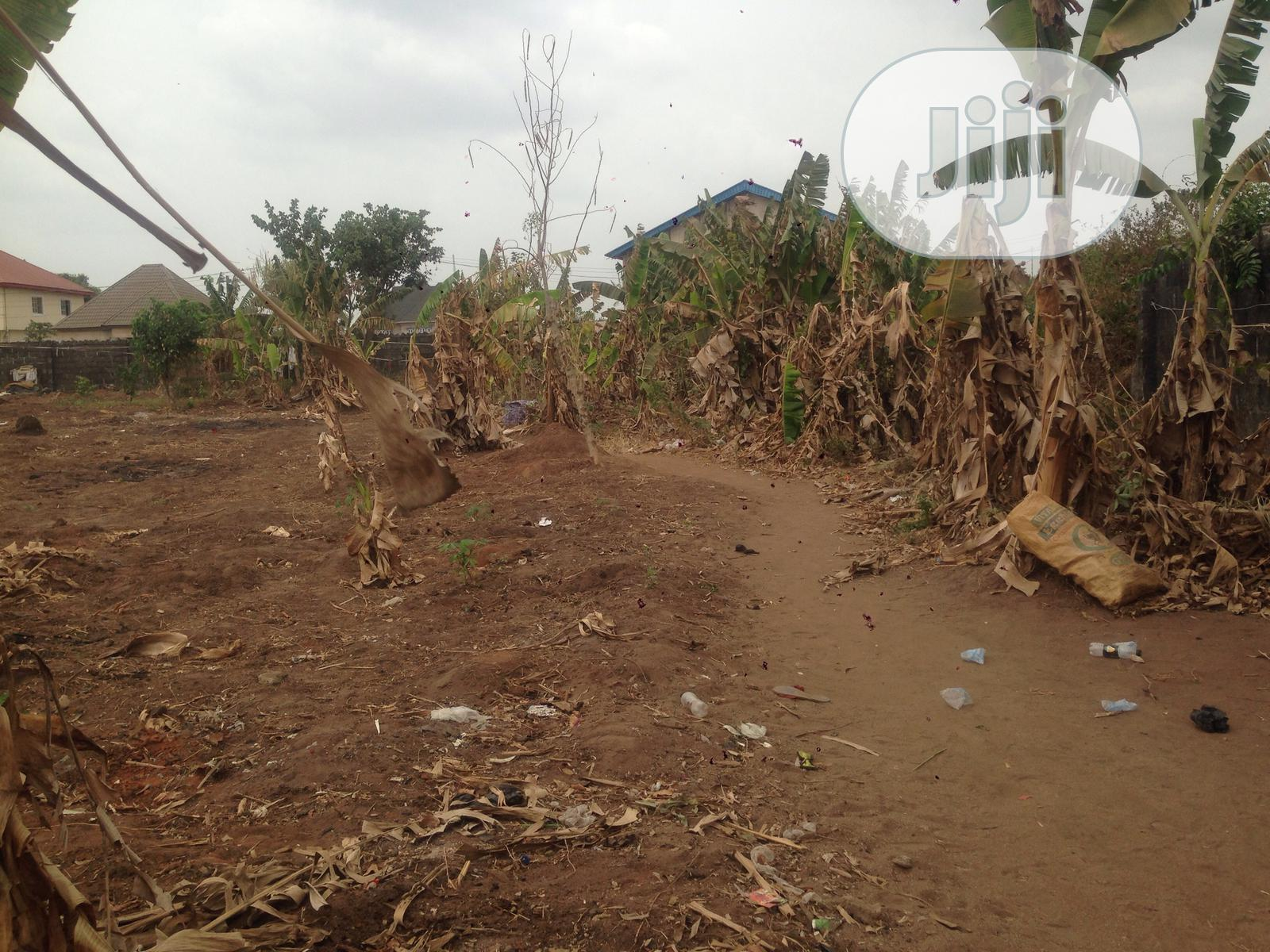 4 Plots Of Land Fenced With Gate Close To Protea Hotel @ Concord Axis   Land & Plots For Sale for sale in Owerri, Imo State, Nigeria
