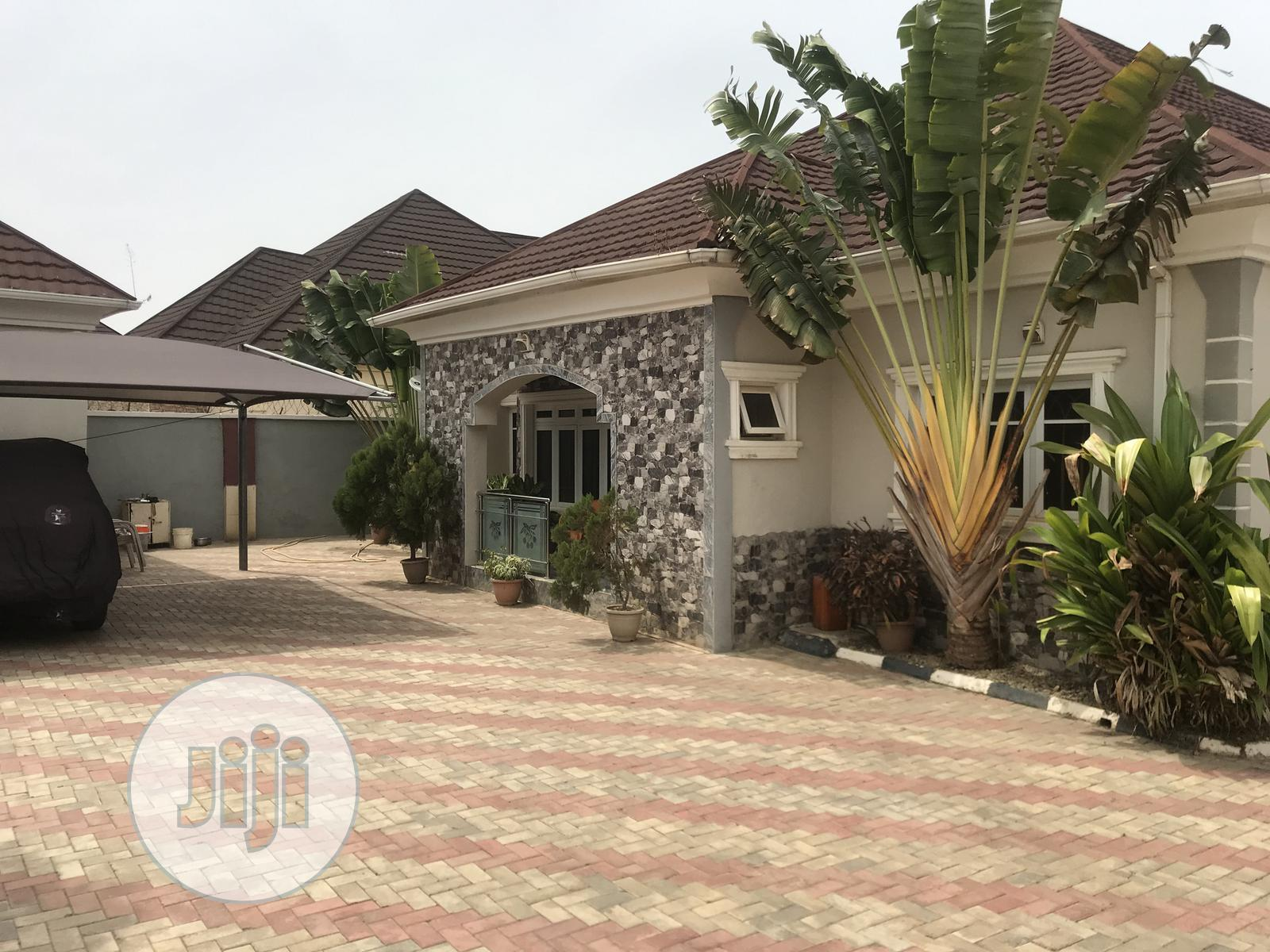 A 4 Bedroom Bungalow With Bq