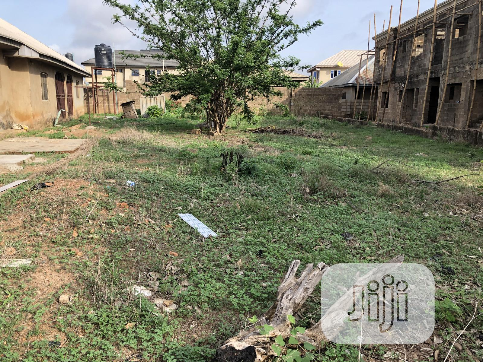 Archive: A Plot of Land at Elebu Promise Lane