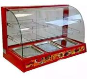 Quality Snacks Warmer 3plate | Restaurant & Catering Equipment for sale in Lagos State, Ojo