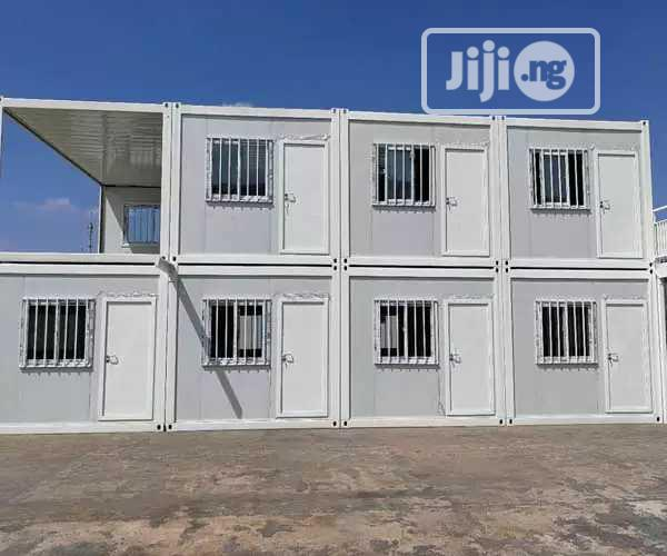 Prefabricated Schools & Portable Classrooms   Building & Trades Services for sale in Central Business Dis, Abuja (FCT) State, Nigeria