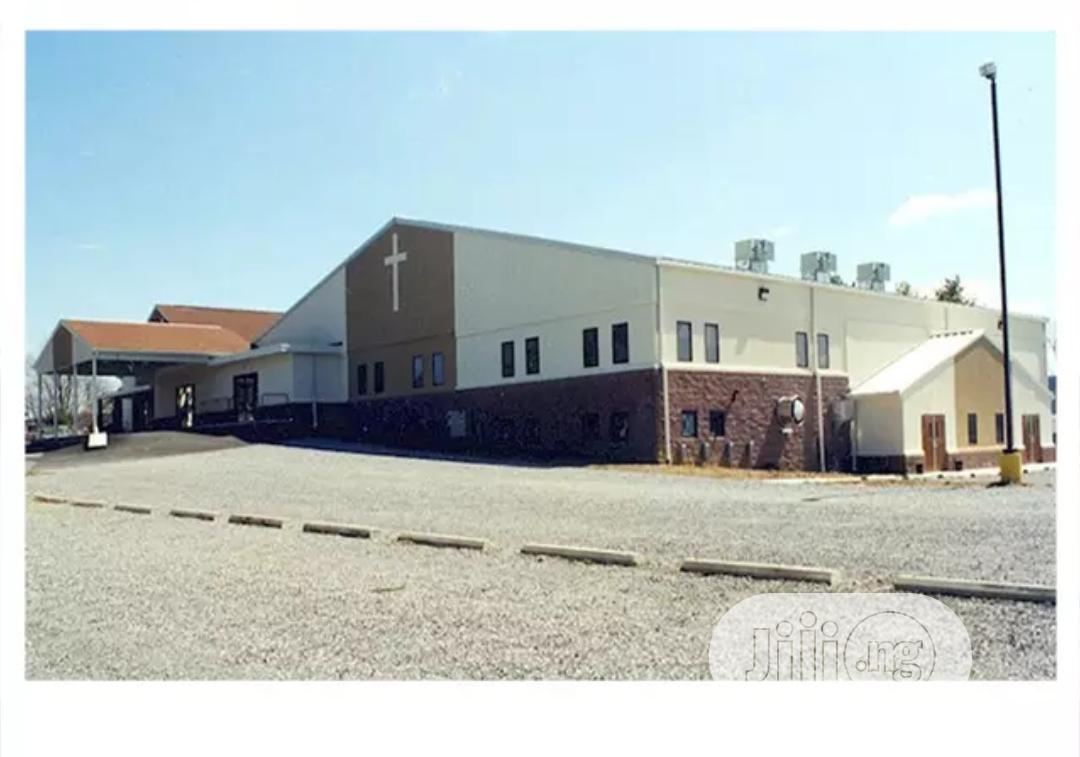 Quickbuild Modular Church | Building & Trades Services for sale in Central Business Dis, Abuja (FCT) State, Nigeria