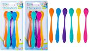 First Steps 5 Long-handle Weaning Spoons | Baby & Child Care for sale in Lagos State, Ajah