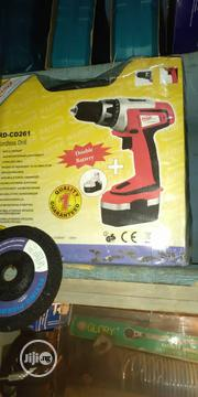 Rechagable Drill Machine 18 Volts | Electrical Tools for sale in Lagos State, Ojo