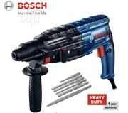 Bosch Rotary Hammer With Sds PLUS Gbh 2-24 Dre Professional (Sets) | Electrical Tools for sale in Lagos State, Ojo