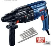 Bosch Rotary Hammer With Sds PLUS Gbh 2-24 Dre Professional (790W) | Electrical Tools for sale in Lagos State, Ojo