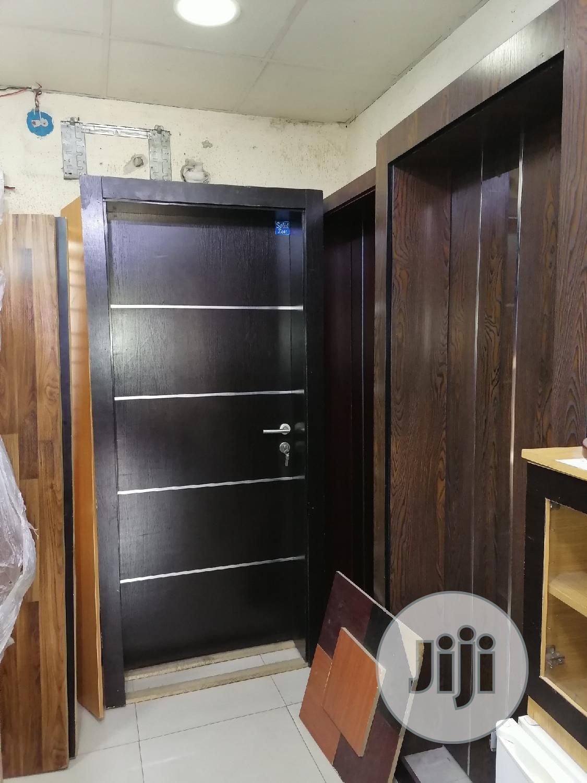 Archive: Solid Hdf Door For Sale