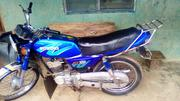 Haojue HJ110-3 2010 Blue   Motorcycles & Scooters for sale in Oyo State, Atiba