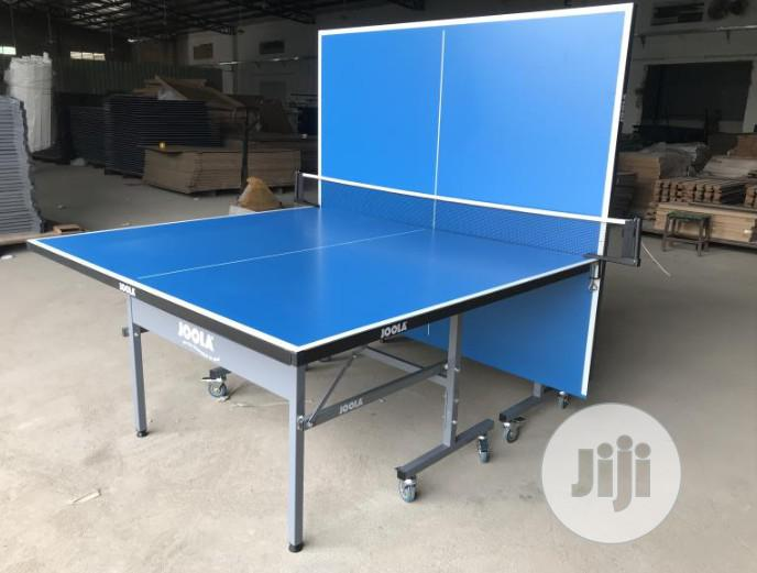 Archive: Joola Outdoor Table Tennis Board