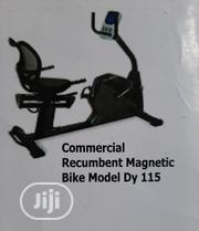 Commercial Recumbent Bike De Young | Sports Equipment for sale in Lagos State, Apapa