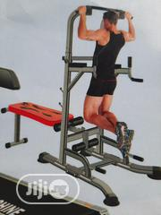 Pull Up,Adjustable Bench And Pushup Bar | Sports Equipment for sale in Lagos State, Apapa
