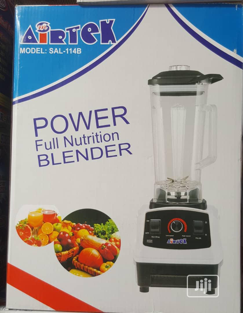 Airtek Heavy Duty Full Nutrition Commercial Blender /Grinder
