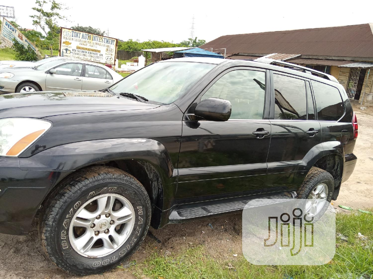 Lexus GX 2004 Black | Cars for sale in Port-Harcourt, Rivers State, Nigeria