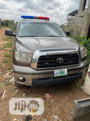 Toyota Tundra 2008 Double Cab Gray | Cars for sale in Lagos State, Alimosho