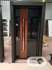 Turkey Luxury Ultra Alarm 3 Ft Door | Doors for sale in Lagos State, Orile