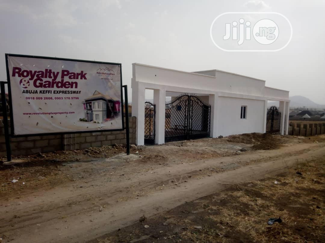 Archive: Royalty Park And Garden Abuja – Keffi Expressway Abuja