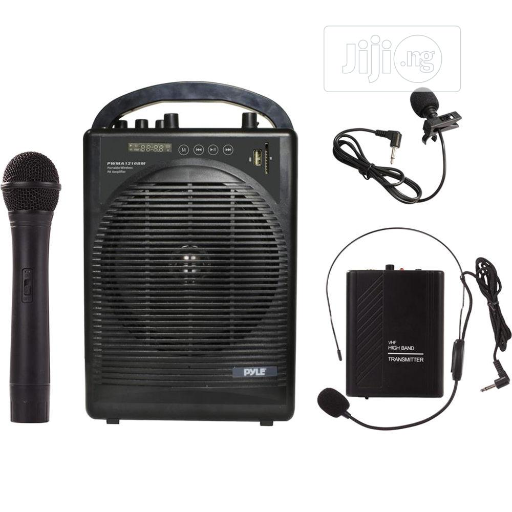Rechargeable Portable Wireless Pa Loudspeaker | Audio & Music Equipment for sale in Mushin, Lagos State, Nigeria