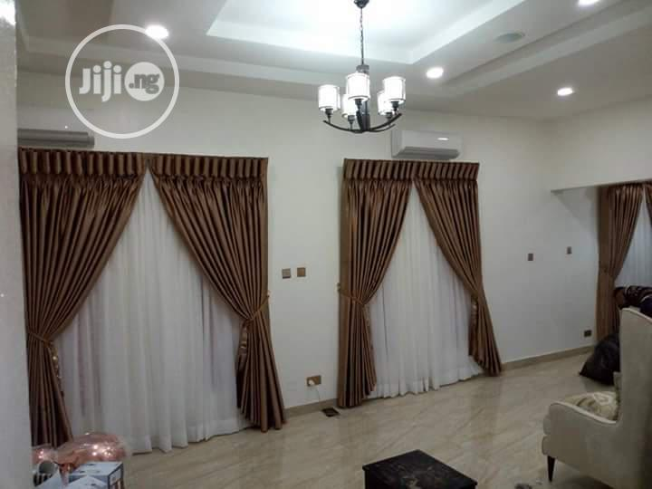 Quality Curtains Available at Affordable Prices With Unique Designs | Home Accessories for sale in Yaba, Lagos State, Nigeria