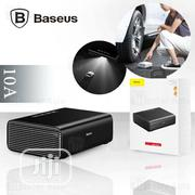 Baseus Intelligent Tire Inflator Car Portable Air Compressor Pump D | Vehicle Parts & Accessories for sale in Lagos State, Ikeja