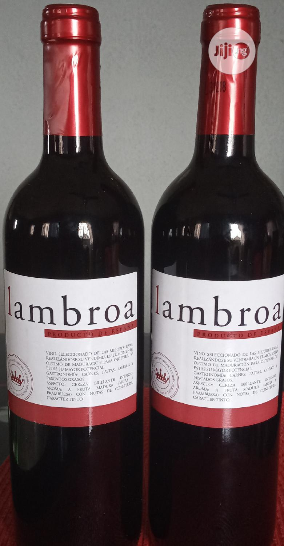 Lambroa Red Wine